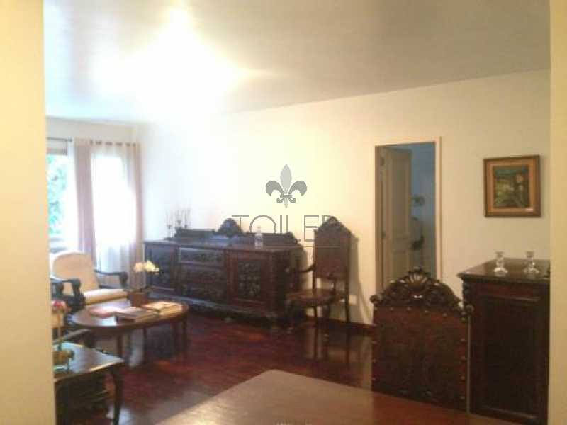 02 - Apartamento à venda Rua Engenheiro Cortes Sigaud,Leblon, Rio de Janeiro - R$ 2.500.000 - LB-EC4001 - 3