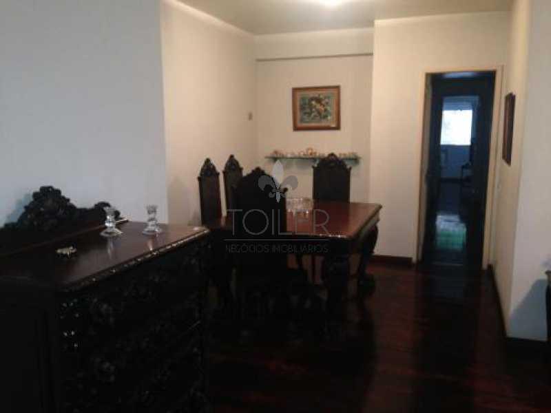 03 - Apartamento à venda Rua Engenheiro Cortes Sigaud,Leblon, Rio de Janeiro - R$ 2.500.000 - LB-EC4001 - 4