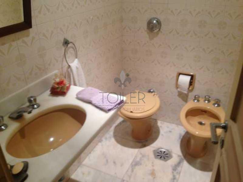 10 - Apartamento à venda Rua Engenheiro Cortes Sigaud,Leblon, Rio de Janeiro - R$ 2.500.000 - LB-EC4001 - 11