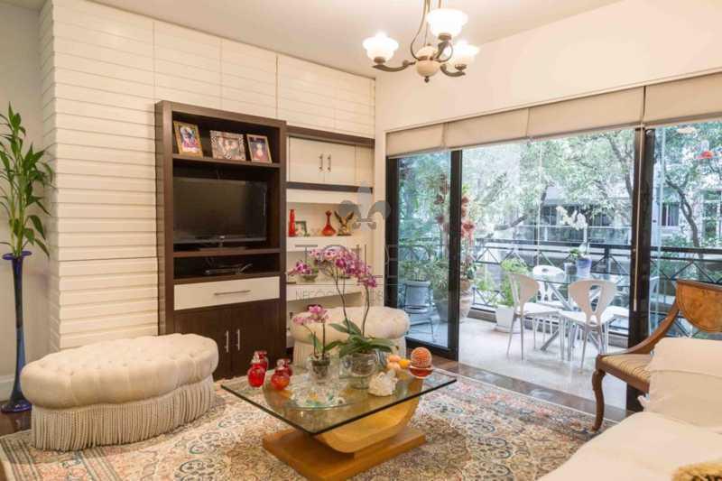 01 - Apartamento Rua Nascimento Silva,Ipanema,Rio de Janeiro,RJ À Venda,3 Quartos,140m² - IP-NS3011 - 1