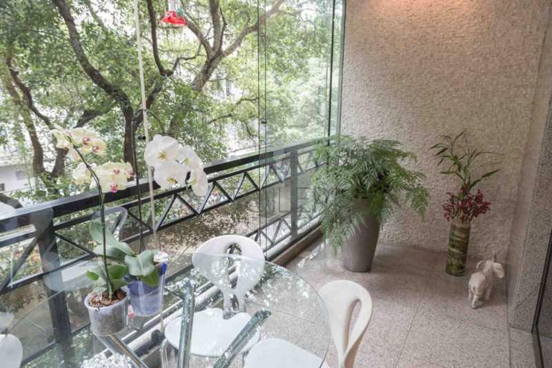 02 - Apartamento Rua Nascimento Silva,Ipanema,Rio de Janeiro,RJ À Venda,3 Quartos,140m² - IP-NS3011 - 3