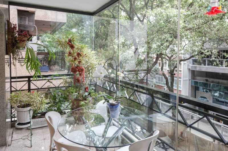 03 - Apartamento Rua Nascimento Silva,Ipanema,Rio de Janeiro,RJ À Venda,3 Quartos,140m² - IP-NS3011 - 4