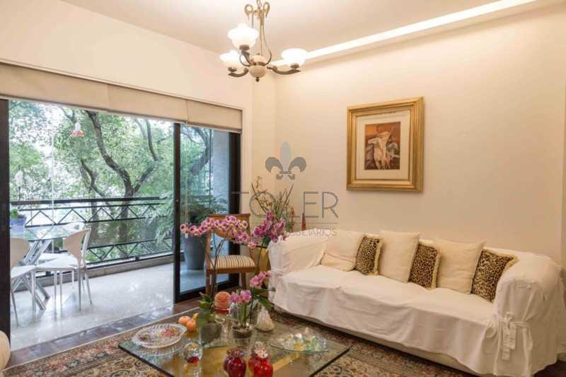 04 - Apartamento Rua Nascimento Silva,Ipanema,Rio de Janeiro,RJ À Venda,3 Quartos,140m² - IP-NS3011 - 5