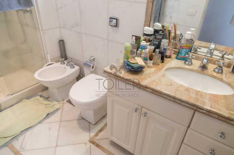 13 - Apartamento Rua Nascimento Silva,Ipanema,Rio de Janeiro,RJ À Venda,3 Quartos,140m² - IP-NS3011 - 14