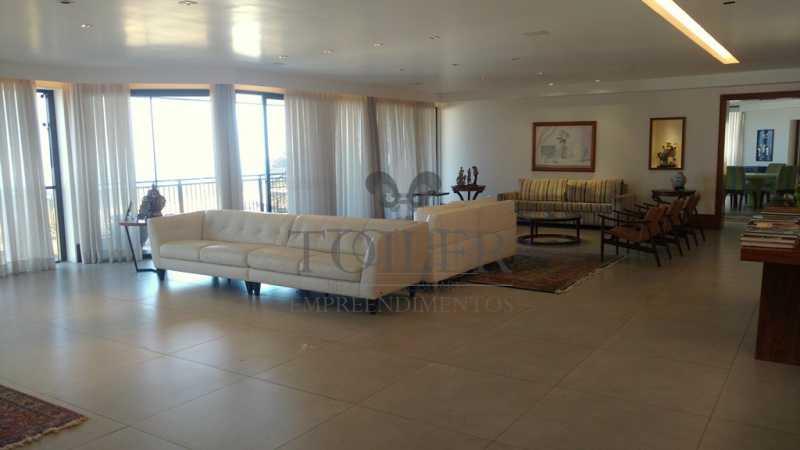 03 - Apartamento Avenida Atlântica,Copacabana,Rio de Janeiro,RJ À Venda,4 Quartos,650m² - CO-AA4027 - 4