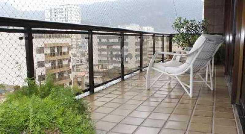 01 - Apartamento à venda Rua Carlos Gois,Leblon, Rio de Janeiro - R$ 15.000.000 - LB-CG4007 - 1