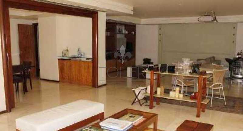 02 - Apartamento à venda Rua Carlos Gois,Leblon, Rio de Janeiro - R$ 15.000.000 - LB-CG4007 - 3