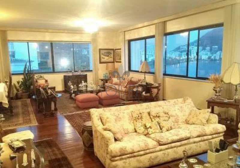 01 - Apartamento Avenida Borges de Medeiros,Lagoa,Rio de Janeiro,RJ À Venda,4 Quartos,170m² - LG-BM4003 - 1