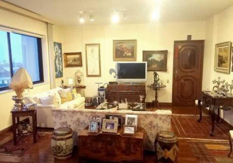 03 - Apartamento Avenida Borges de Medeiros,Lagoa,Rio de Janeiro,RJ À Venda,4 Quartos,170m² - LG-BM4003 - 4