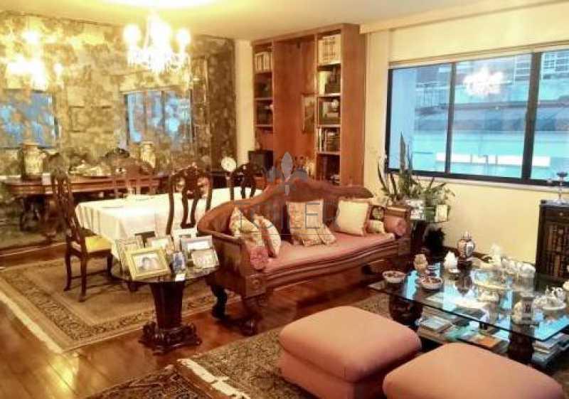 05 - Apartamento Avenida Borges de Medeiros,Lagoa,Rio de Janeiro,RJ À Venda,4 Quartos,170m² - LG-BM4003 - 6