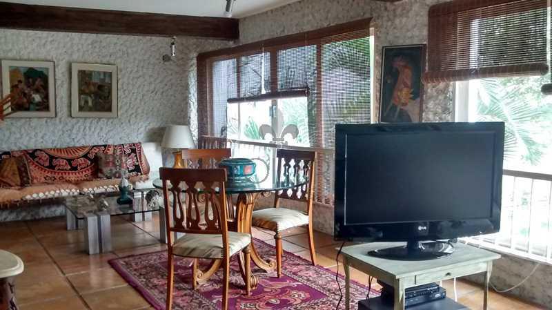 01 - Casa para alugar Rua Engenheiro Alfredo Duarte,Jardim Botânico, Rio de Janeiro - R$ 12.000 - LJB-ED4001 - 1