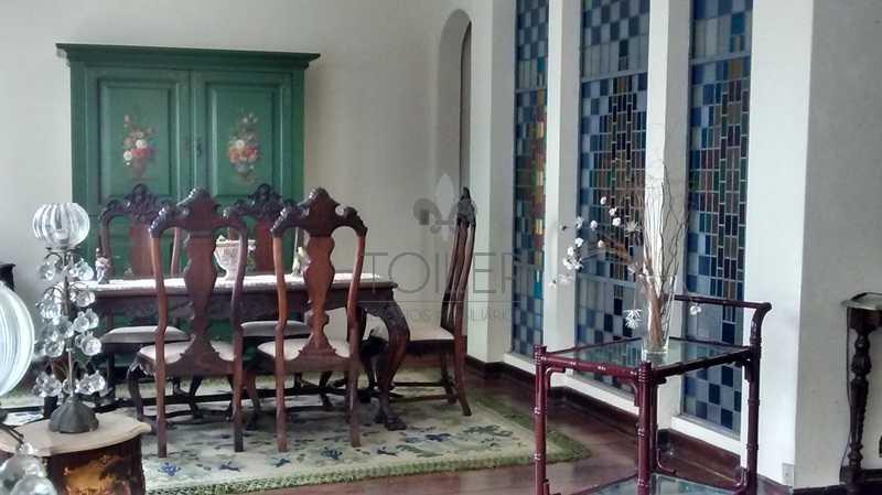 03 - Casa para alugar Rua Engenheiro Alfredo Duarte,Jardim Botânico, Rio de Janeiro - R$ 12.000 - LJB-ED4001 - 4