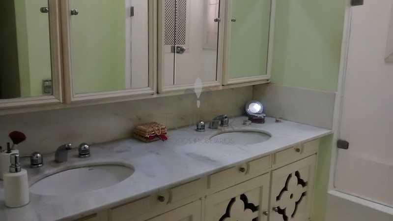 07 - Casa para alugar Rua Engenheiro Alfredo Duarte,Jardim Botânico, Rio de Janeiro - R$ 12.000 - LJB-ED4001 - 8