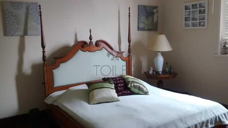 08 - Casa para alugar Rua Engenheiro Alfredo Duarte,Jardim Botânico, Rio de Janeiro - R$ 12.000 - LJB-ED4001 - 9