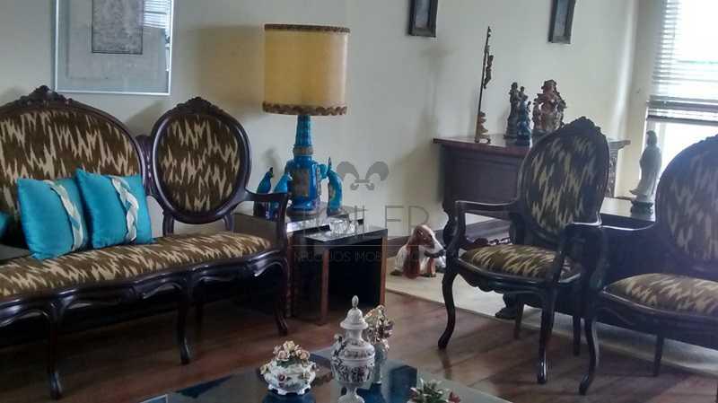 18 - Casa para alugar Rua Engenheiro Alfredo Duarte,Jardim Botânico, Rio de Janeiro - R$ 12.000 - LJB-ED4001 - 19
