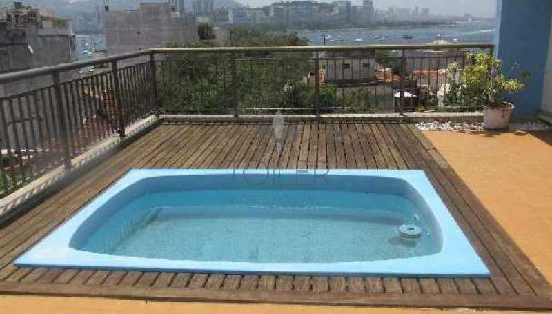 19 - Cobertura à venda Rua Osório de Almeida,Urca, Rio de Janeiro - R$ 8.300.000 - UR-OA4001 - 20