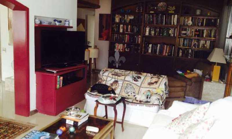 01 - Apartamento Avenida Afrânio de Melo Franco,Leblon,Rio de Janeiro,RJ À Venda,3 Quartos,200m² - LB-AM4004 - 1