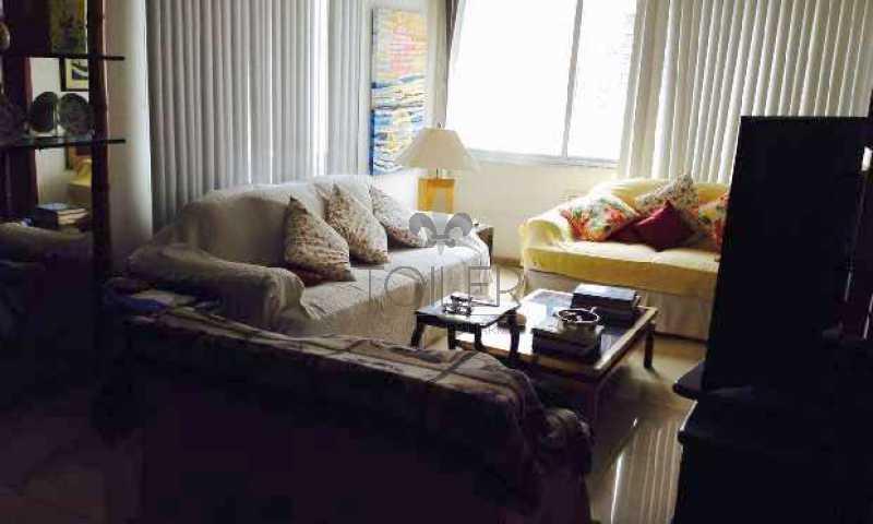 04 - Apartamento Avenida Afrânio de Melo Franco,Leblon,Rio de Janeiro,RJ À Venda,3 Quartos,200m² - LB-AM4004 - 5