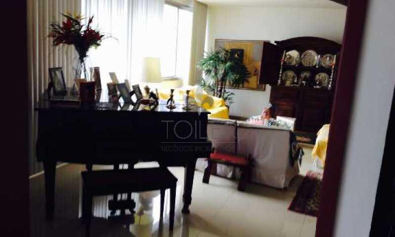 05 - Apartamento Avenida Afrânio de Melo Franco,Leblon,Rio de Janeiro,RJ À Venda,3 Quartos,200m² - LB-AM4004 - 6