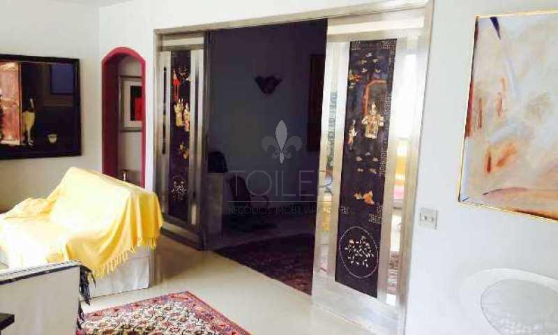 08 - Apartamento Avenida Afrânio de Melo Franco,Leblon,Rio de Janeiro,RJ À Venda,3 Quartos,200m² - LB-AM4004 - 9