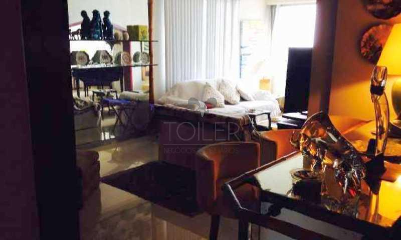 11 - Apartamento Avenida Afrânio de Melo Franco,Leblon,Rio de Janeiro,RJ À Venda,3 Quartos,200m² - LB-AM4004 - 12