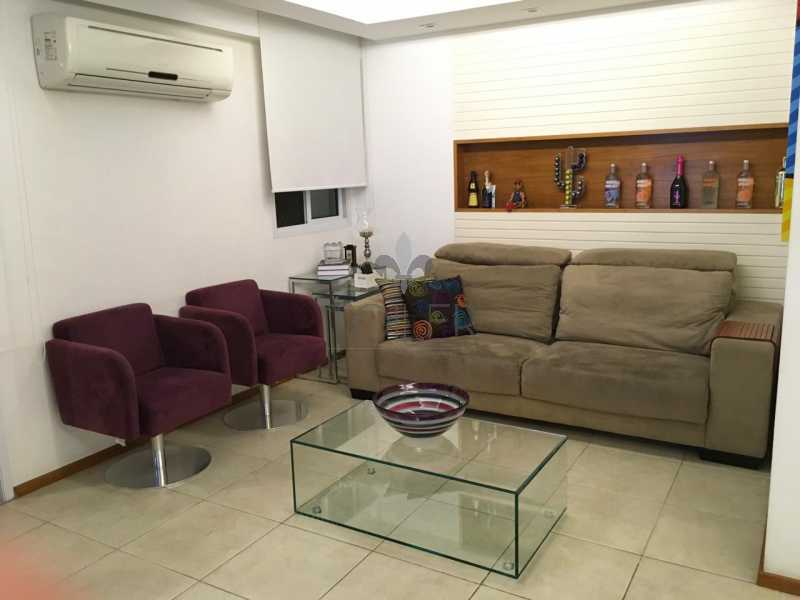 01. - Apartamento para alugar Avenida Bartolomeu Mitre,Leblon, Rio de Janeiro - R$ 6.000 - LLB-BM2006 - 1