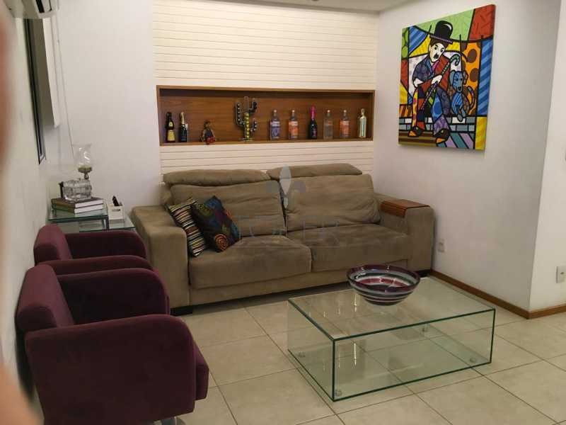 02. - Apartamento para alugar Avenida Bartolomeu Mitre,Leblon, Rio de Janeiro - R$ 6.000 - LLB-BM2006 - 3
