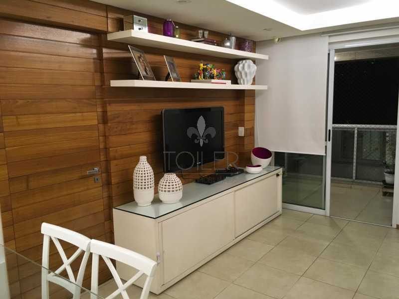 03. - Apartamento para alugar Avenida Bartolomeu Mitre,Leblon, Rio de Janeiro - R$ 6.000 - LLB-BM2006 - 4