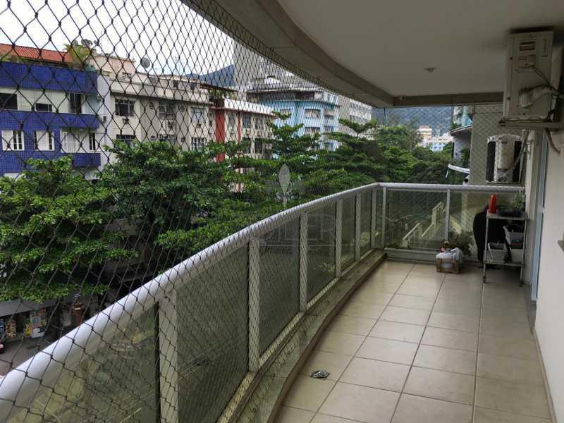 04. - Apartamento para alugar Avenida Bartolomeu Mitre,Leblon, Rio de Janeiro - R$ 6.000 - LLB-BM2006 - 5
