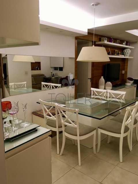 05. - Apartamento para alugar Avenida Bartolomeu Mitre,Leblon, Rio de Janeiro - R$ 6.000 - LLB-BM2006 - 6