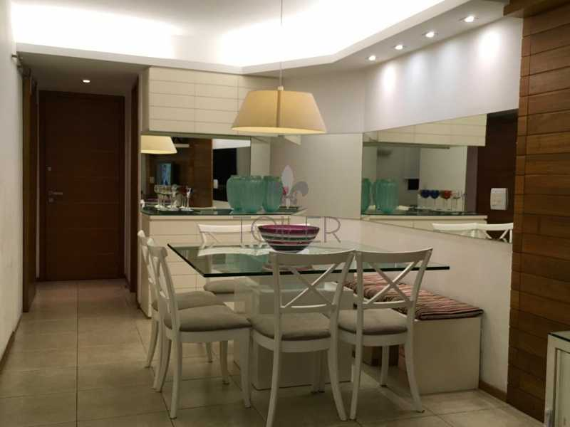07. - Apartamento para alugar Avenida Bartolomeu Mitre,Leblon, Rio de Janeiro - R$ 6.000 - LLB-BM2006 - 8