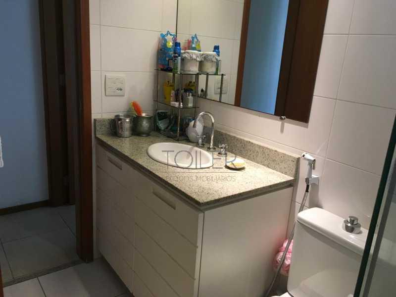 08. - Apartamento para alugar Avenida Bartolomeu Mitre,Leblon, Rio de Janeiro - R$ 6.000 - LLB-BM2006 - 9