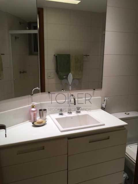 09. - Apartamento para alugar Avenida Bartolomeu Mitre,Leblon, Rio de Janeiro - R$ 6.000 - LLB-BM2006 - 10