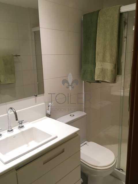 10. - Apartamento para alugar Avenida Bartolomeu Mitre,Leblon, Rio de Janeiro - R$ 6.000 - LLB-BM2006 - 11