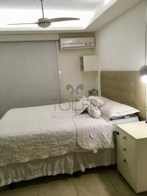 11. - Apartamento para alugar Avenida Bartolomeu Mitre,Leblon, Rio de Janeiro - R$ 6.000 - LLB-BM2006 - 12