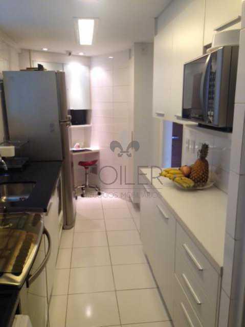 17. - Apartamento para alugar Avenida Bartolomeu Mitre,Leblon, Rio de Janeiro - R$ 6.000 - LLB-BM2006 - 18