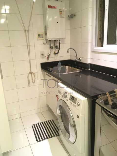 18. - Apartamento para alugar Avenida Bartolomeu Mitre,Leblon, Rio de Janeiro - R$ 6.000 - LLB-BM2006 - 19