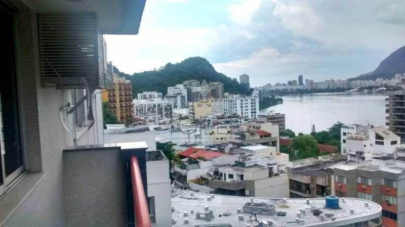 11 - Apartamento Rua Baronesa de Poconé,Lagoa,Rio de Janeiro,RJ Para Venda e Aluguel,2 Quartos,85m² - LLG-BP2001 - 12