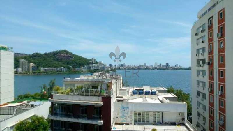 01 - Apartamento Rua General Tasso Fragoso,Lagoa, Rio de Janeiro, RJ À Venda, 4 Quartos, 152m² - JB-GF4001 - 1