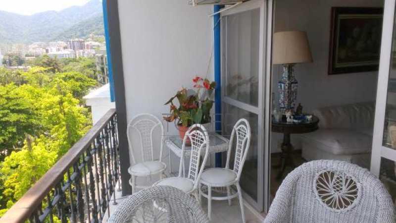 02 - Apartamento Rua General Tasso Fragoso,Lagoa, Rio de Janeiro, RJ À Venda, 4 Quartos, 152m² - JB-GF4001 - 3