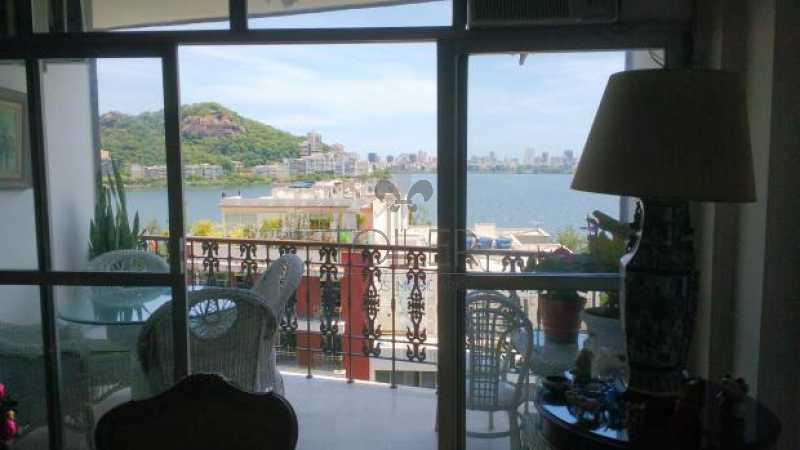 03 - Apartamento Rua General Tasso Fragoso,Lagoa, Rio de Janeiro, RJ À Venda, 4 Quartos, 152m² - JB-GF4001 - 4