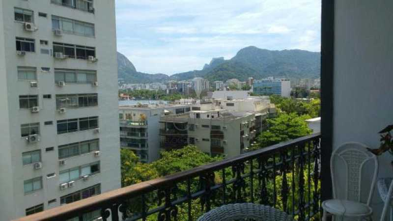 04 - Apartamento Rua General Tasso Fragoso,Lagoa, Rio de Janeiro, RJ À Venda, 4 Quartos, 152m² - JB-GF4001 - 5