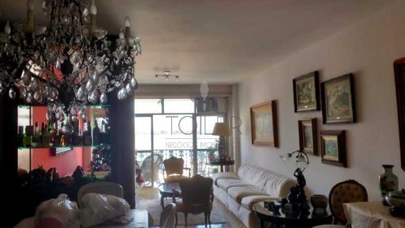 06 - Apartamento Rua General Tasso Fragoso,Lagoa, Rio de Janeiro, RJ À Venda, 4 Quartos, 152m² - JB-GF4001 - 7