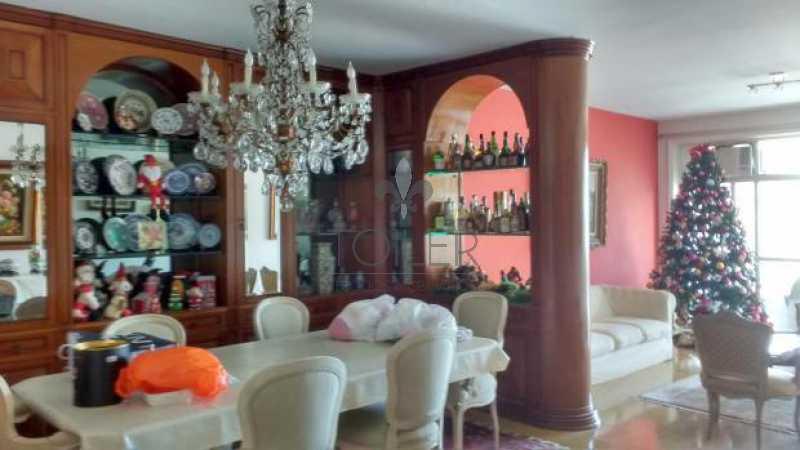 07 - Apartamento Rua General Tasso Fragoso,Lagoa, Rio de Janeiro, RJ À Venda, 4 Quartos, 152m² - JB-GF4001 - 8
