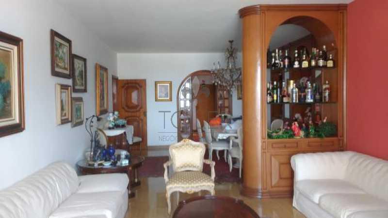 08 - Apartamento Rua General Tasso Fragoso,Lagoa, Rio de Janeiro, RJ À Venda, 4 Quartos, 152m² - JB-GF4001 - 9
