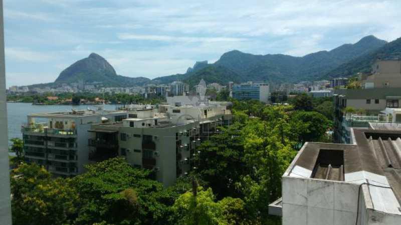 11 - Apartamento Rua General Tasso Fragoso,Lagoa, Rio de Janeiro, RJ À Venda, 4 Quartos, 152m² - JB-GF4001 - 12