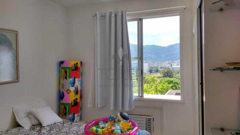 13 - Apartamento Rua General Tasso Fragoso,Lagoa, Rio de Janeiro, RJ À Venda, 4 Quartos, 152m² - JB-GF4001 - 14