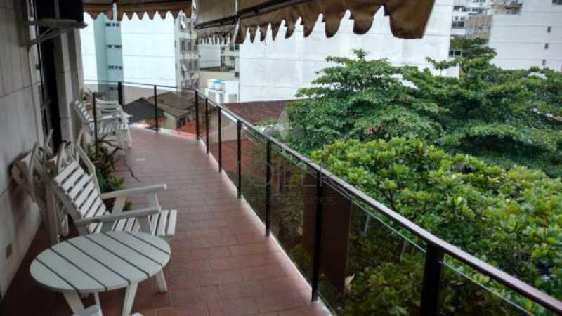 02 - Apartamento à venda Praça Almirante Belfort Vieira,Leblon, Rio de Janeiro - R$ 4.500.000 - LB-AV3001 - 3