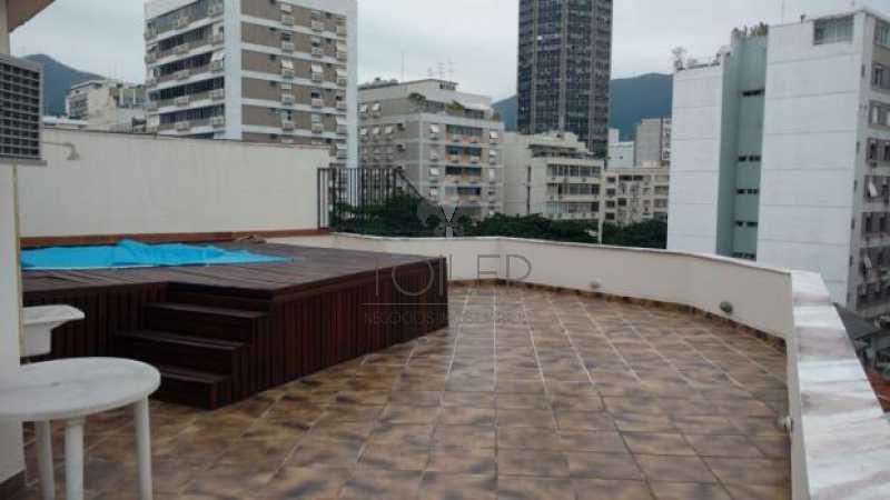 01 - Apartamento à venda Praça Almirante Belfort Vieira,Leblon, Rio de Janeiro - R$ 4.500.000 - LB-AV3001 - 1