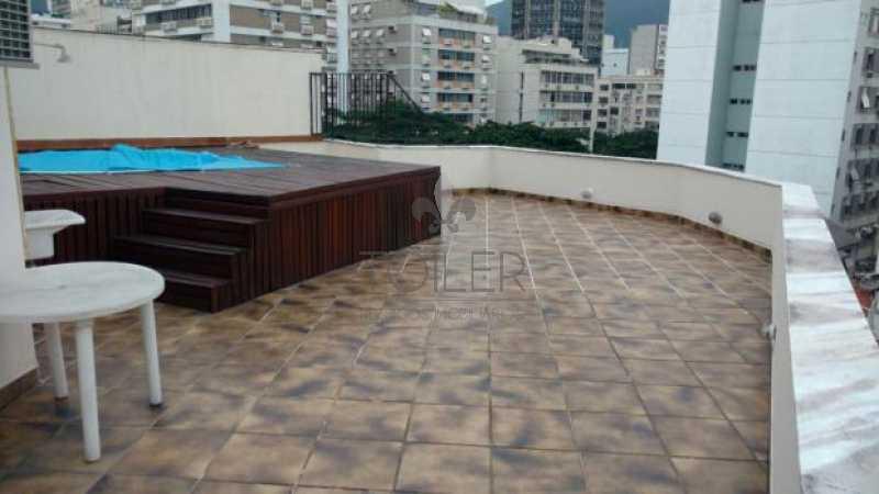 03 - Apartamento à venda Praça Almirante Belfort Vieira,Leblon, Rio de Janeiro - R$ 4.500.000 - LB-AV3001 - 4